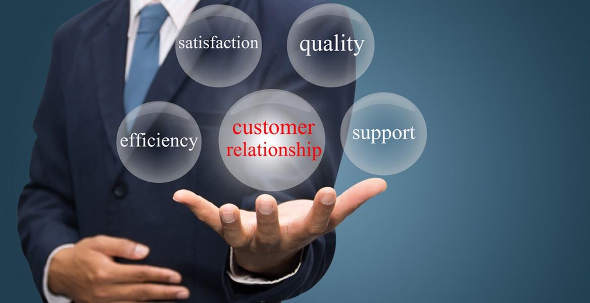 Keep customers happy and keep your customers